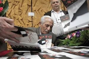 جشن تولد هشتاد سالگی مهدی زمانیان در دانشگاه شیراز
