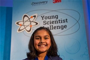 An 11-year-old Scientist Wins 2017 Discovery Education 3M Young Scientist Challenge