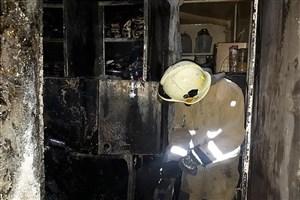 سیلندر گاز مایع و پیکنیکی در یک واحد مسکونی حادثه آفرید