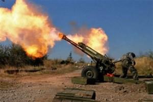 درگیری بین نیروهای آذربایجان و ارمنستان