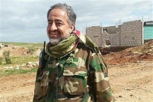 «مصطفی نبیلو» شهید مدافع حرم شد