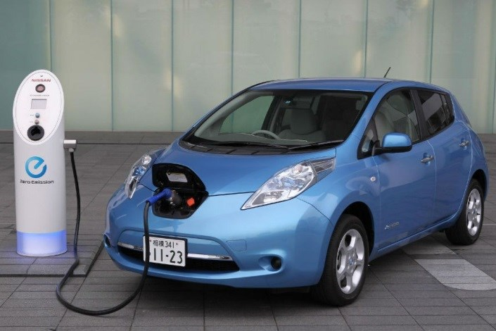 خودرو برقی