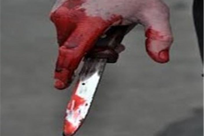 راننده تیبا با ضربه قمه حوالی مترو آزادگان به قتل رسید