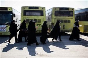 نرخ کرایه اتوبوس ها در پایانه برکت مرز مهران برای زوار اربعین چقدر است؟