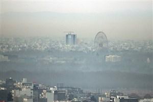 هشدار وضعیت هوا  برای گروه های حساس
