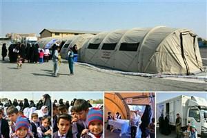 بهره مندی یک هزار ساکن شهرک شهید رجایی مشهد از خدمات بهداشتی