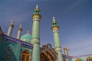 Hilal ibn Ali, Magnificent Islamic Architectural Shrine