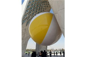 «ساخت چین» به پای برج آزادی رسید