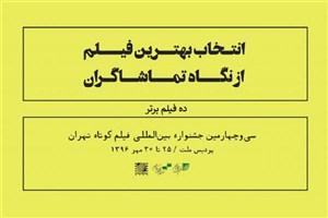 معرفی فیلم های برتر جشنواره فیلم کوتاه تهران به انتخاب تماشاگران