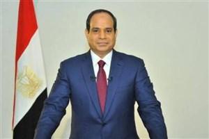 رییس جمهور مصر عازم پاریس شد