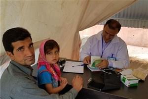 تیم کاملی از متخصصان و پزشکان جهادی به سیستان و بلوچستان اعزام شدند