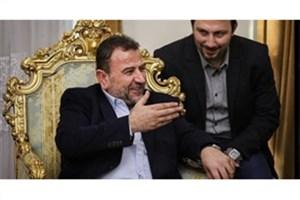 سفر حماس مقدمه بهبود روابط با دمشق