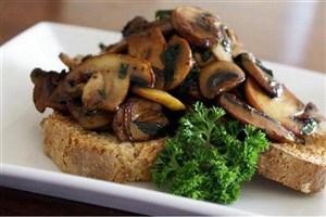 صبحانه حاوی «قارچ» به کاهش وزن کمک می کند