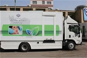 ارائه خدمات رایگان دهان و دندان به زائران اربعین در مرز خسروی