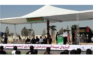 ایجاد 8 بیمارستان صحرایی در مرزهای ایران و عراق/ 800 آمبولانس در 4  مرز غربی کشور مستقر هستند