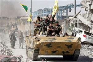 بزرگترین انبار سلاح شیاطین در دست نیروهای سوریه