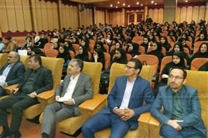 جلسه آشنایی با آییننامه و مقررات برای دانشجویان جدید  واحد بابل و مرکز آموزشی سما