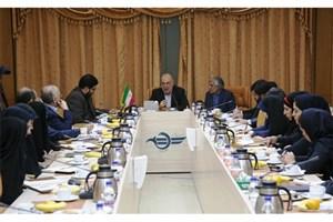 نشست مدیران روابط عمومی شرکت های هواپیمایی با رئیس سازمان هواپیمایی کشوری