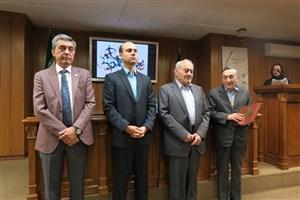 جایزه گنجینه پژوهشی ایرج افشار به حمید کشاورز رسید