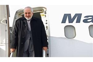 ورود رییس دستگاه دیپلماسی ایران به اوگاندا