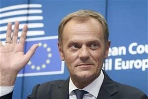 رئیس شورای اروپایی: ممکن است انگلستان در جمع کشورهای عضو اتحادیه اروپا بماند