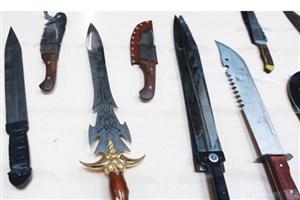 مجازات واردکنندگان و حاملان قمه و شمشیر تعیین شد