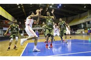میزبانی پتروشیمی از بسکتبال دانشگاه آزاد اسلامی در هفته سیزدهم لیگ