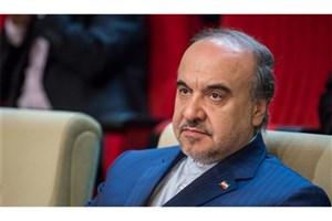 وزیر ورزش و جوانان به مشهد می رود