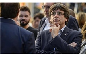رئیس کاتالونیا در سنای اسپانیا حاضر میشود
