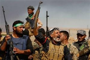 شهادت ۴ نیروی الحشد الشعبی عراق در انفجار تروریستی