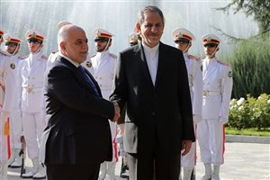 انتقاد معاون اول رئیسجمهور از سطح پایین روابط بانکی با عراق