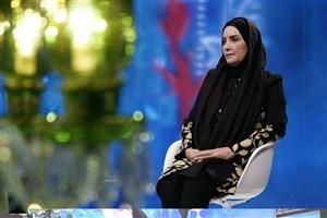 """فریبا کوثری در """"چهل چراغ"""" از دلایل ارادتش به امام حسین (ع) گفت"""