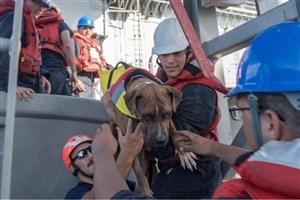 نجات دو زن بعد از پنج ماه سرگردانی روی امواج اقیانوس آرام +عکس