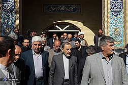 Dr. Velayati and Dr. Rahbar Visit Ardabil IAU / In Photos