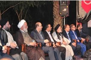 برگزاری اربعین شهدای گمنام در دانشگاه آزاد اسلامی بهبهان