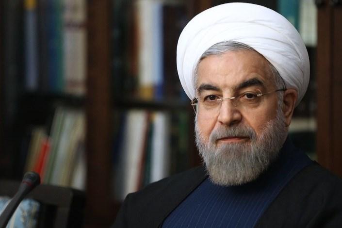 قدردانی روحانی از مدیریت مقتدرانه نیروی انتظامی