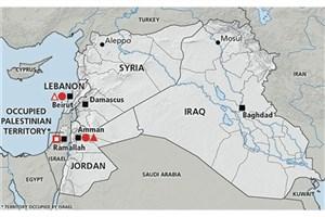 نقشه شوم امریکا برای مرزهای سوریه و عراق