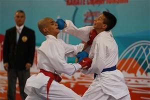 ۳ کاراتهکا نوجوان برای مدال برنز به روی تاتامی میروند