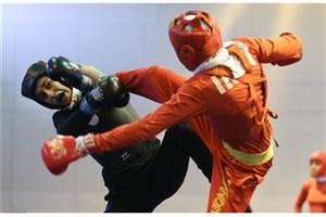 پیروزی پارس جنوبی مقابل دانشگاه آزاد در هفته سوم و چهارم لیگ برتر ووشو