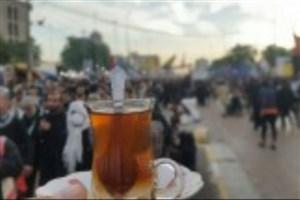 آغاز خدمات رسانی موکبهای استان سمنان در مسیر پیاده روی اربعین
