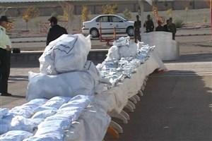جلوگیری از ورود دو تن ماده مخدر به استانهای شمالی