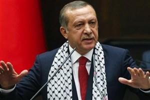 کسانی که از دورترین نقاط جهان آمده اند حق ندارند بپرسند نیروهای ترکیه در منطقه چه می کنند