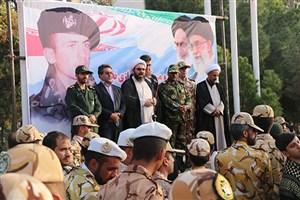 پس از سی  سال  انتظار ، پیکر شهید علی اصغر شبانی تشییع شد