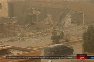 حمله  انتحاری تروریست چچنی در دیرالزور
