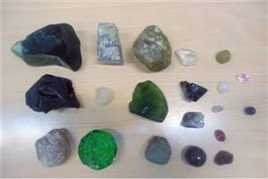 بررسی  تجاریسازی سنگهای قیمتی در یک نشست