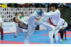 مصاف کاراته کاران دانشگاه آزاد اسلامی با حریفان در سوپر لیگ