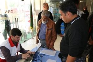 روزانه 5 هزار مراجعه به مراکز درمانی هلال احمر در عراق به دلیل گرد و غبار شدید