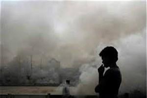 کاهش کیفیت هوا در شهرهای صنعتی