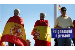 تنش در کاتالونیا به اوج خود می رسد