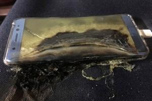 دلیل آتش گرفتن باتری موبایل مشخص شد